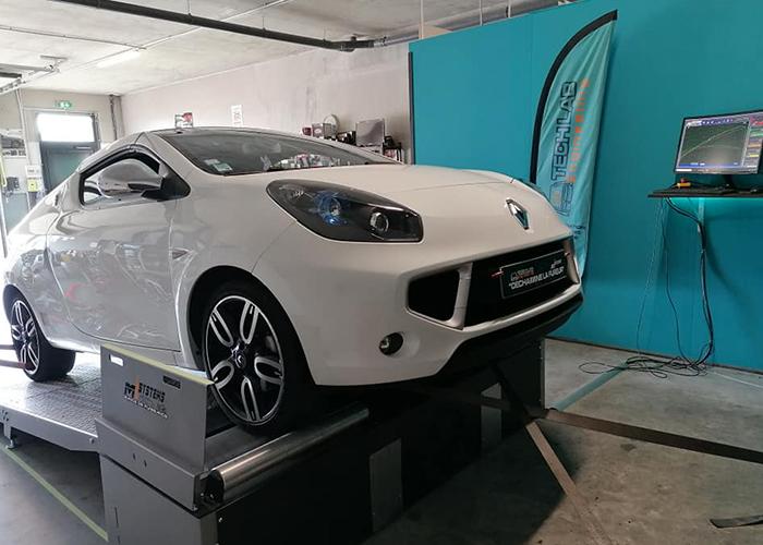 Préparateur automobile à Jaunay-Clan